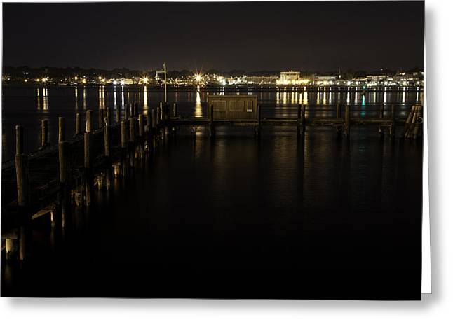 Frank Pietlock Greeting Cards - River View Greeting Card by Frank Pietlock
