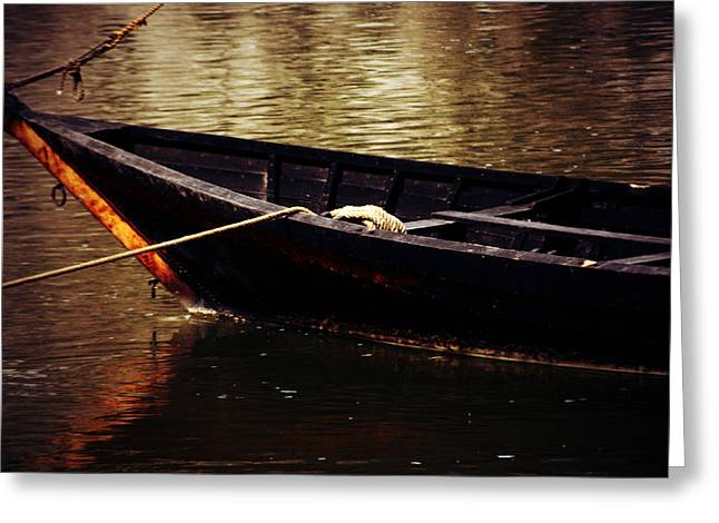 Edmonton Photographer Greeting Cards - Riverboat Fantasy Greeting Card by Jerry Cordeiro