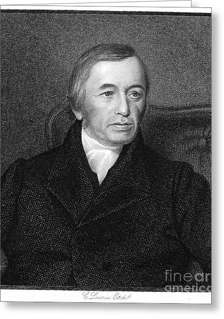 Robert Evans (d. 1849) Greeting Card by Granger