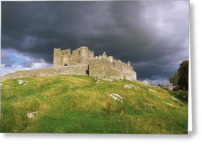 Collection Of Rocks Greeting Cards - Rock Of Cashel, Cashel, Co Tipperary Greeting Card by The Irish Image Collection