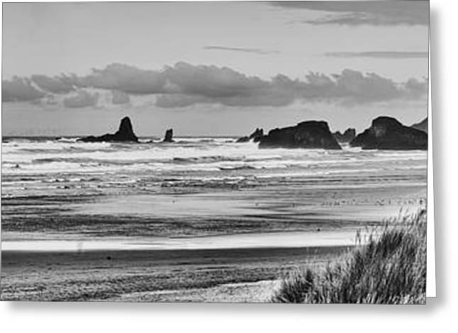 Pacific Ocean Prints Greeting Cards - Seaside by the Ocean Greeting Card by James Heckt