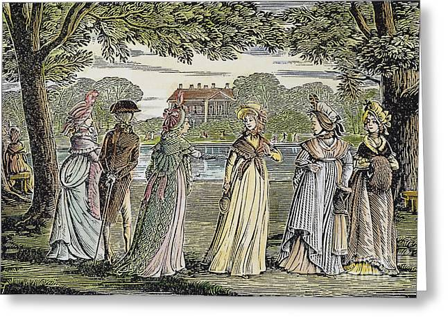 1811 Greeting Cards - Sense & Sensibility, 1811 Greeting Card by Granger