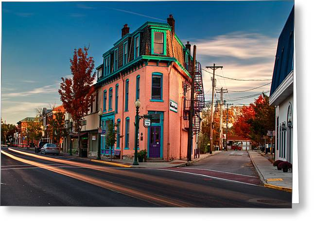 Sewickley 1  Greeting Card by Emmanuel Panagiotakis