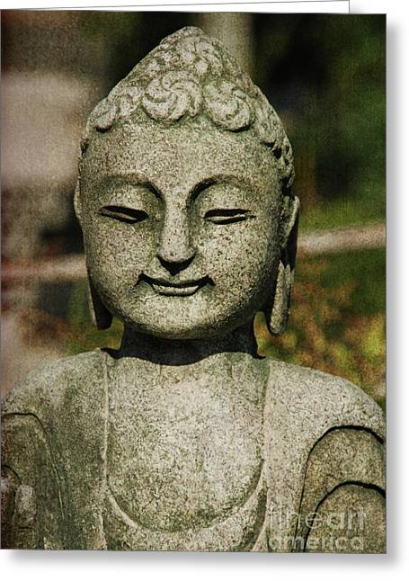 Figurative Sculpture Greeting Cards - Shiva Greeting Card by Susanne Van Hulst