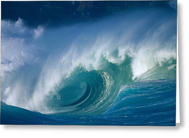 Vince Greeting Cards - Shore Break Greeting Card by Vince Cavataio - Printscapes