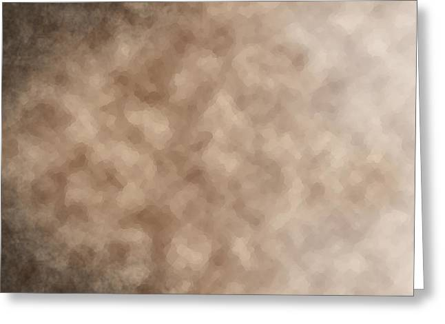 Shrouded Mystery Greeting Card by Christopher Gaston
