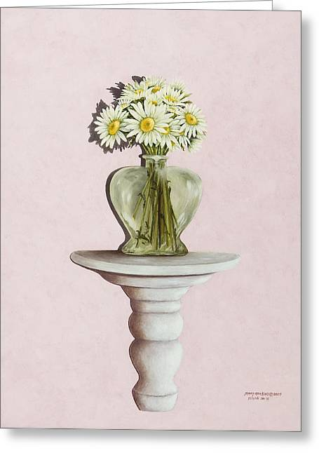 Simple Things Greeting Card by Mary Ann King