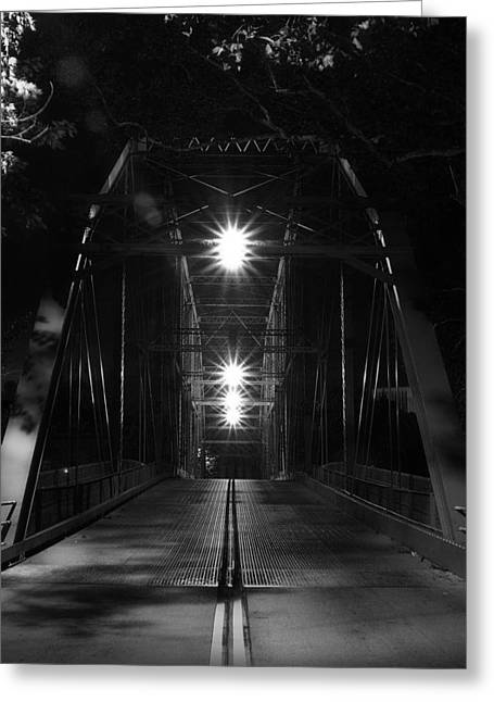 Kentucky Greeting Cards - Singing In The Dark Greeting Card by Wayne Stacy