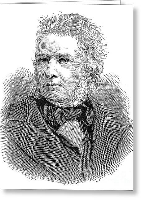 Sir Charles E. Trevelyan Greeting Card by Granger