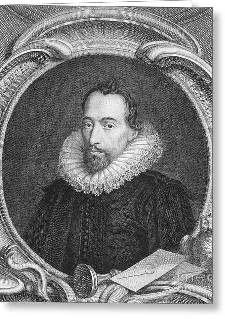 Sir Francis Walsingham Greeting Card by Granger