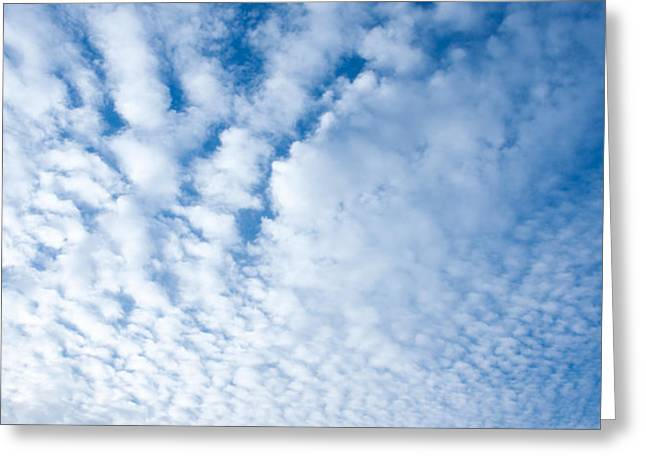 Meteorology Greeting Cards - Sky Greeting Card by Tom Gowanlock