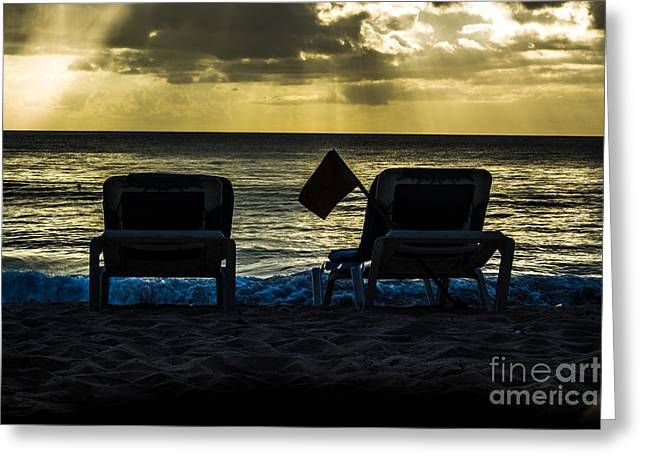 Spotless Greeting Cards - Sky Whispers Greeting Card by Rene Triay Photography