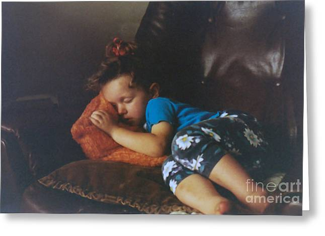 Joanne Kocwin Photographs Greeting Cards - Sleeping Beauty Greeting Card by Joanne Kocwin