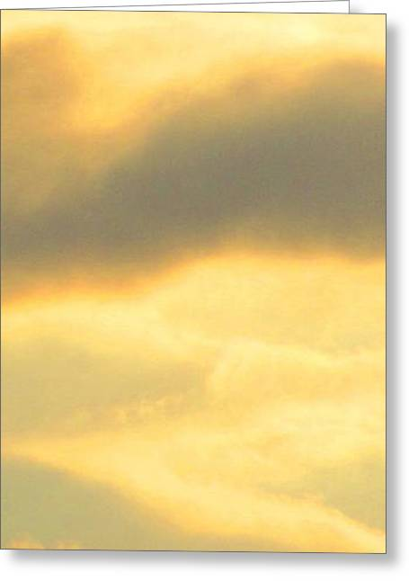 Sunset Prints Greeting Cards - Slice of Heaven Greeting Card by Joshua Bales