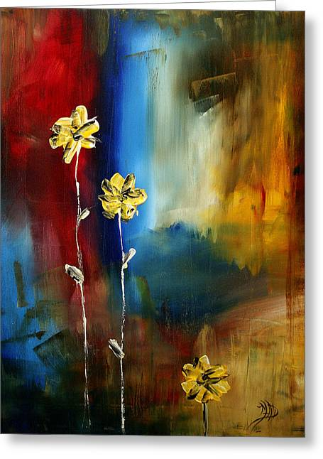 Licensor Greeting Cards - Soft Touch Greeting Card by Megan Duncanson