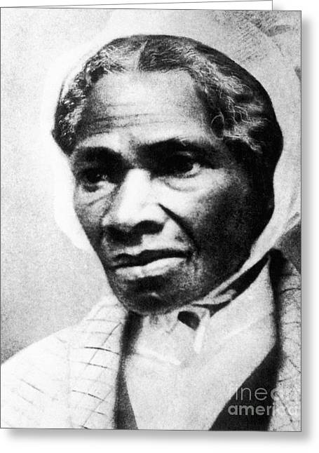 Reformer Photographs Greeting Cards - Sojourner Truth Greeting Card by Granger