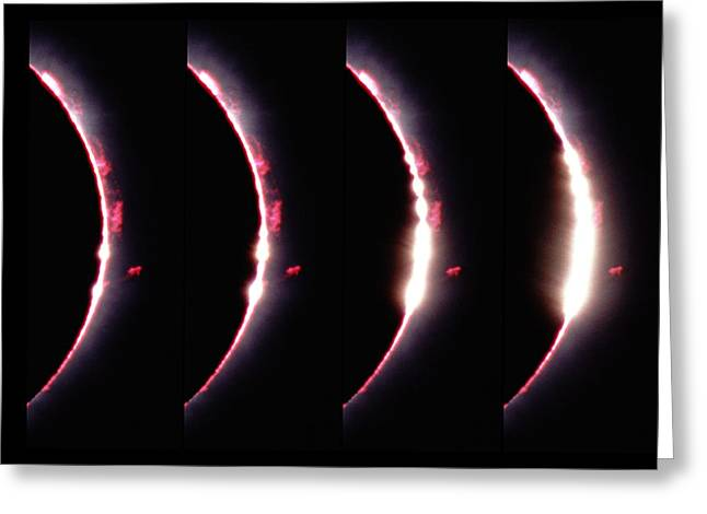 Solar Eclipse Greeting Cards - Solar Eclipse Greeting Card by Dr Fred Espenakscience Phot0 Library