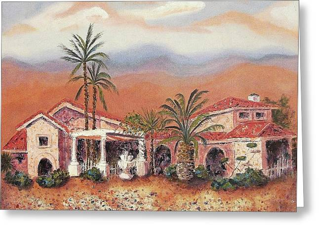 Suzanne Molleur Paintings Greeting Cards - Someday Greeting Card by Suzanne  Marie Leclair