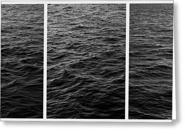 Rough Waters Greeting Cards - Sometimes I Wonder Greeting Card by Melissa Wyatt