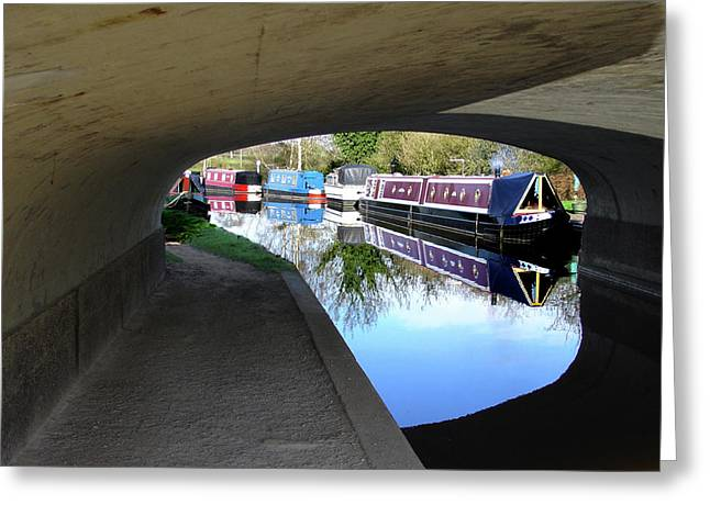 South West Vision Greeting Card by Rod Johnson