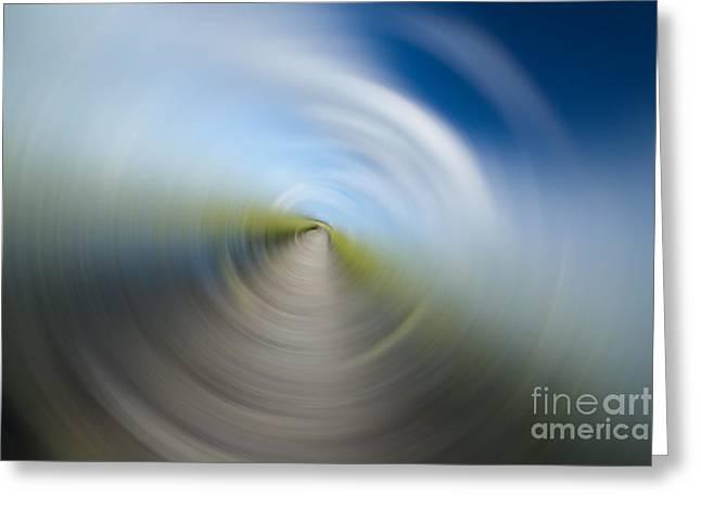 South Carolina Art Greeting Cards - Southern Dock Motion Blur Greeting Card by Dustin K Ryan