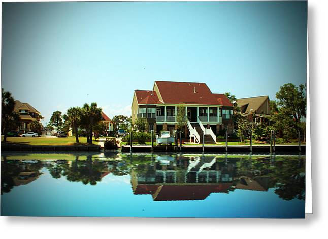 Southern Living Greeting Card by Barry Jones