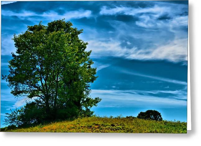 Ladscapes Greeting Cards - Sping Landscape in NH 3 Greeting Card by Edward Myers