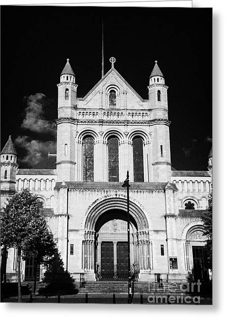 Belfast Greeting Cards - St Annes Cathedral Belfast Greeting Card by Joe Fox