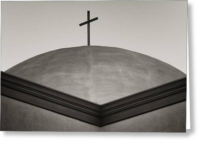 Southwest Church Greeting Cards - St Thomas Aquinas #2 Greeting Card by John Nelson