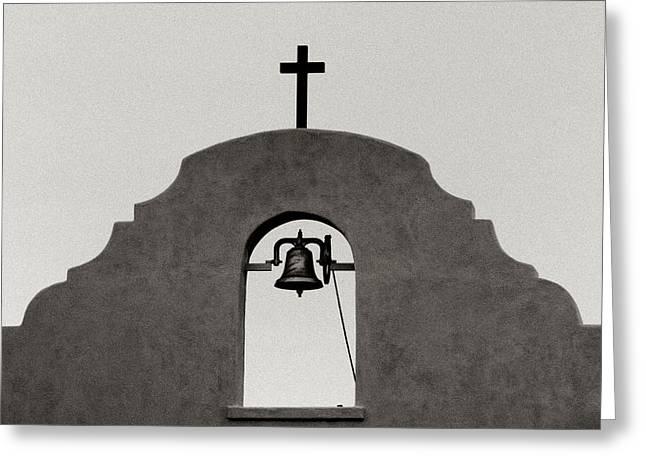 Southwest Church Greeting Cards - St Thomas Aquinas #4 Greeting Card by John Nelson