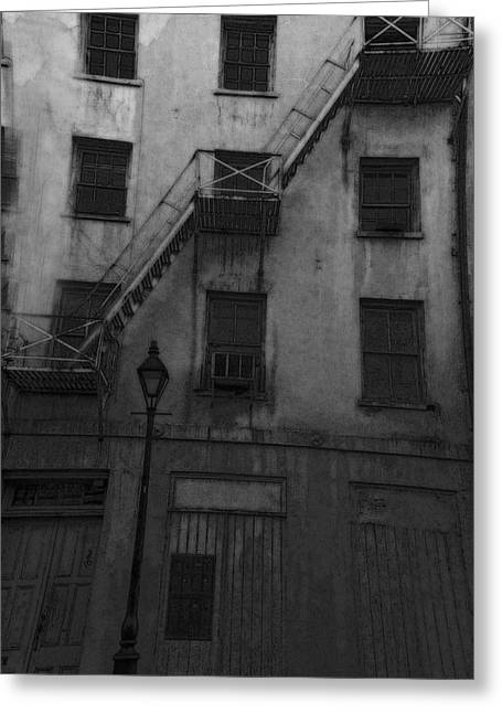 Eye4life Photography Greeting Cards - Stairs Greeting Card by Alicia Morales