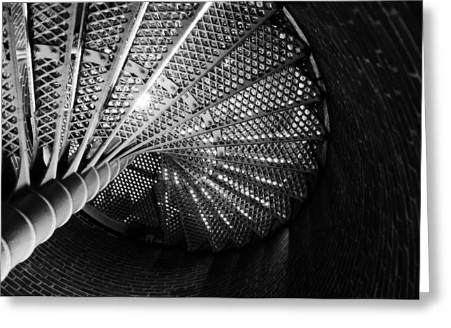 New Jersey Greeting Cards - Stairway to Heaven Greeting Card by Louis Dallara