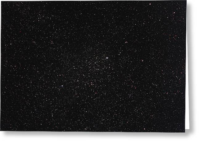 Perseus Greeting Cards - Stars In Perseus Greeting Card by Eckhard Slawik