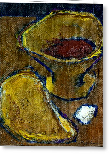 Valeriy Mavlo Greeting Cards - Still life 1 Greeting Card by Valeriy Mavlo
