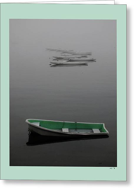 Ptown Greeting Cards - Stillness Greeting Card by Rene Crystal