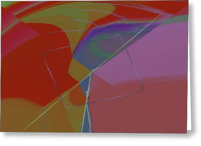 New Mind Digital Art Greeting Cards - Stock Twiter Greeting Card by Kaayla Halen
