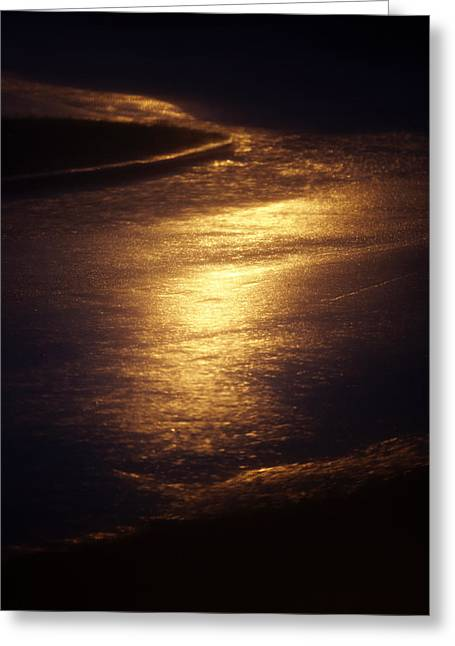 No Limits Greeting Cards - Streets of Gold Greeting Card by Skip Nall