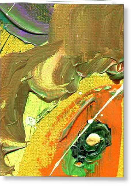 Survivor Art Greeting Cards - Summer Bliss II Greeting Card by Angela L Walker