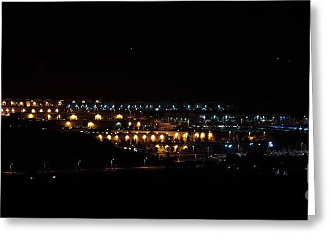 Bruster Greeting Cards - Summer Nights Greeting Card by Clayton Bruster