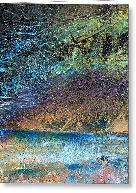 Limited Edition Mixed Media Greeting Cards - Summer Time Fun  Greeting Card by Anna Randolph