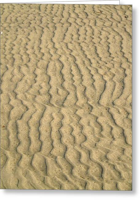 Cape Cod Mass Greeting Cards - Summertime Ripples Greeting Card by Sven Migot