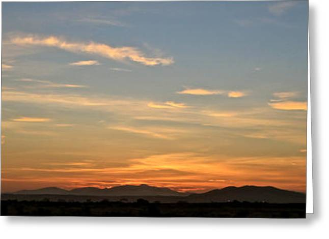Jeremy Greeting Cards - Sunrise at Miramar Landfill Number 1 Greeting Card by Jeremy McKay