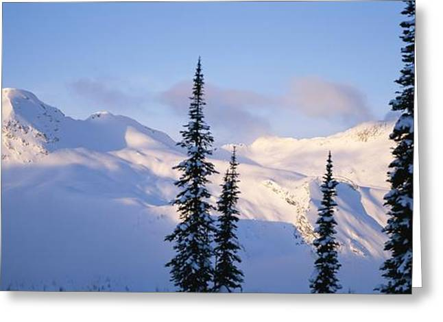 Powder Greeting Cards - Sunrise Over Powder Basin, Purcell Greeting Card by Bill Hatcher