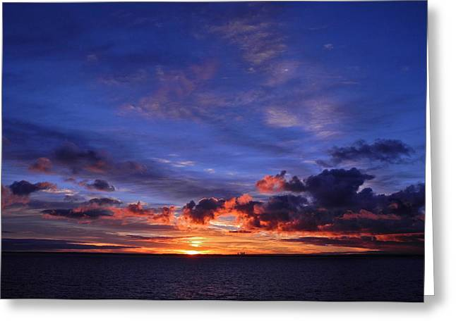 Kirsten Giving Greeting Cards - Sunrise Over Western Australia I I I Greeting Card by Kirsten Giving