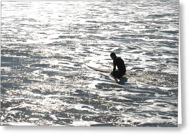 Take Over Greeting Cards - Surfing 108 Greeting Card by Joyce StJames