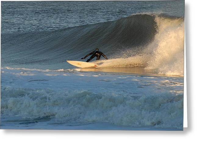 Take Over Greeting Cards - Surfing 79 Greeting Card by Joyce StJames