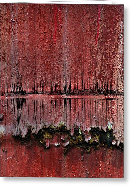 Photographs Photographs Greeting Cards - Swamp With Sin Greeting Card by Jerry Cordeiro