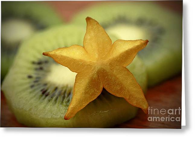 Sweet Pleasures Greeting Card by Inspired Nature Photography Fine Art Photography