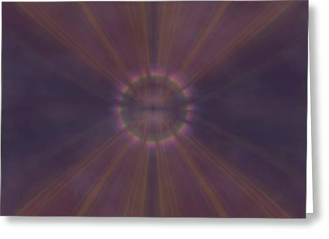 Synthesis Greeting Cards - Synthesis Greeting Card by Tim Allen
