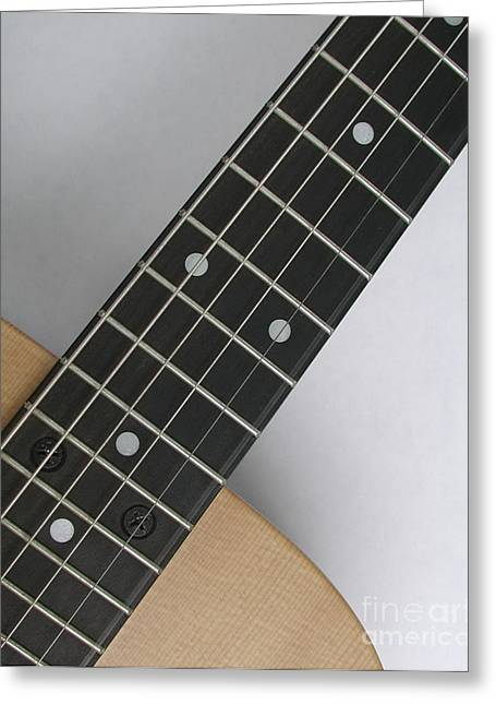 Taylor Guitar Greeting Cards - Taylor Maid Greeting Card by Kathi Shotwell